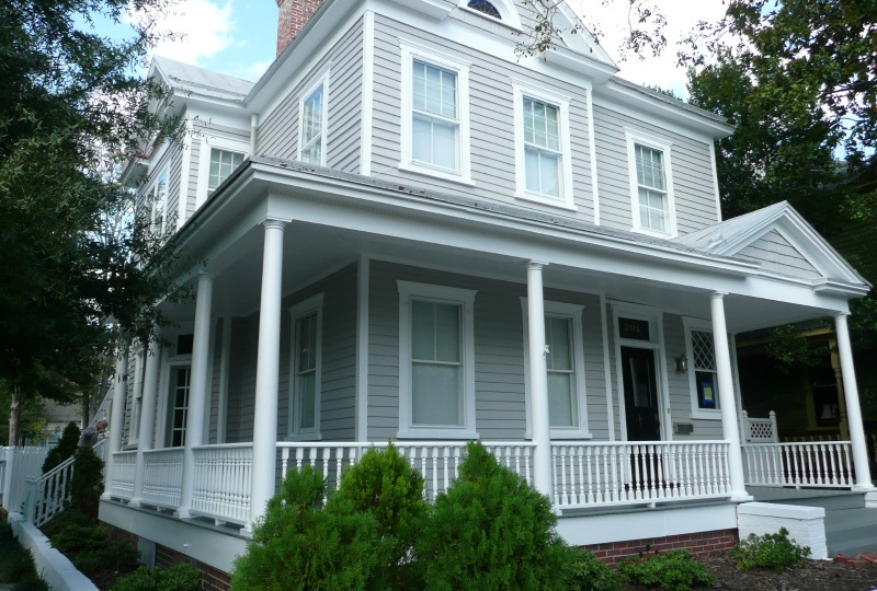 exterior painting Wilmington, NC